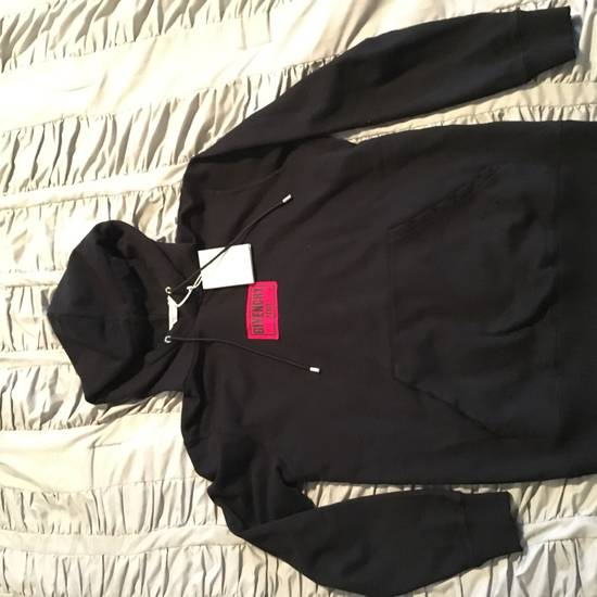 Givenchy Distressed Box Logo Hoodie Size US XS / EU 42 / 0 - 8