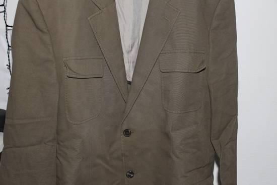 Givenchy Khaki blazer/jacket sz 52 Size US L / EU 52-54 / 3 - 1