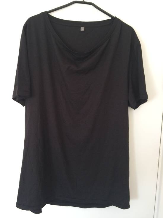 Julius Last drop !! black Hikho Julius shirt with asymmetrick details Size US XL / EU 56 / 4