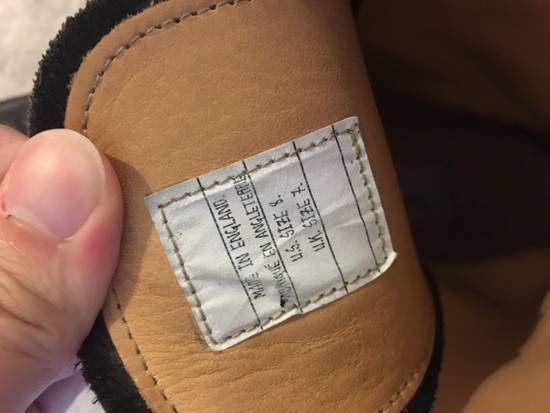 Thom Browne Prince Of Wales Check Boots Size US 7 / EU 40 - 9