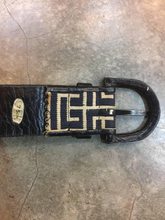 Balmain Rare!Vintage!Pierre Balmain Belts in Classic Monogram Streetwear!High-End!Hypebeast! Size 30 - 2