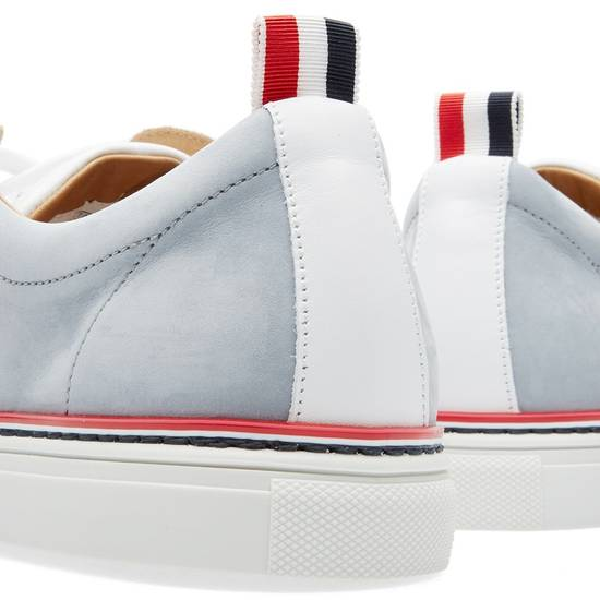 Thom Browne nubuck leather sneaker Size US 11 / EU 44 - 4