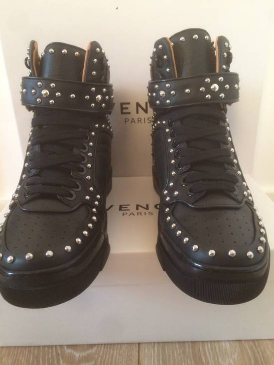 Givenchy TYSON STUDS NOIR Size US 7.5 / EU 40-41