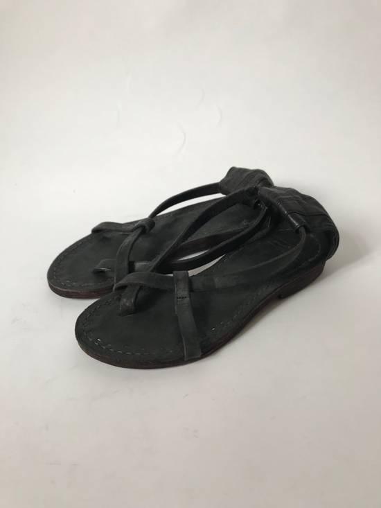 Julius Leather Sandals Size US 8 / EU 41