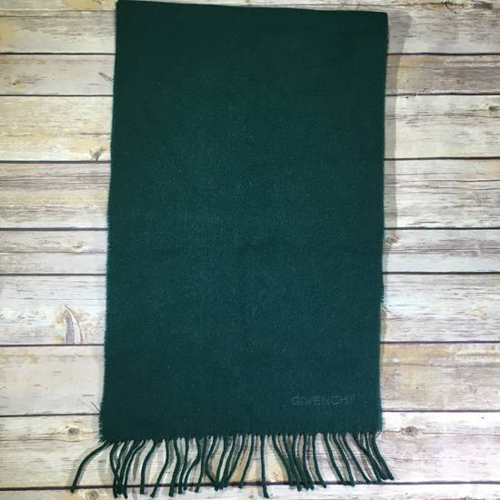 Givenchy Givenchy Pure New Wool Scarf - Read Description Size ONE SIZE - 1