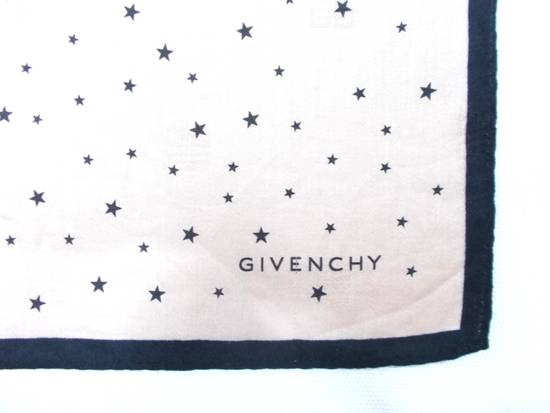 Givenchy Givenchy Paris Polka Dot Brown Pocket Squared Scarf/ Scarves/ Handkerchiefs Size ONE SIZE - 4