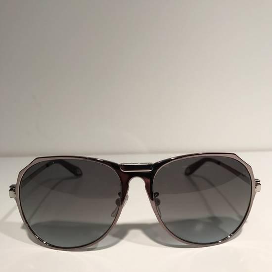 Givenchy Givenchy Aviator Gray Sunglasses Size ONE SIZE