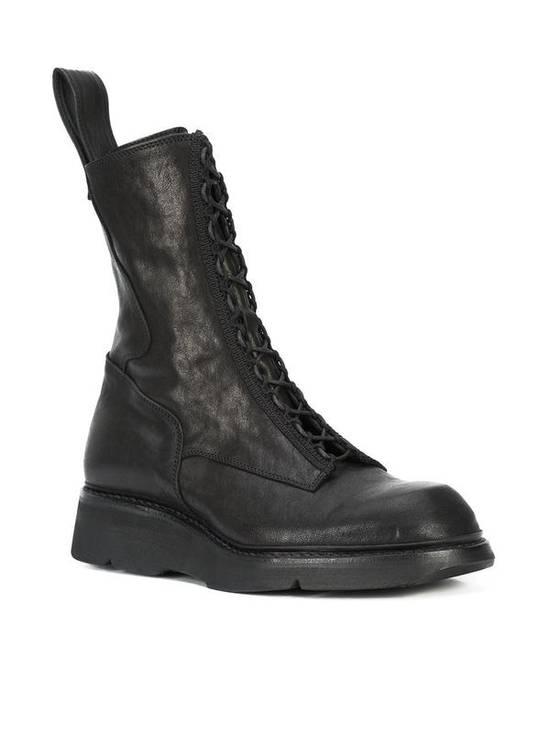 Julius Black Boots Size US 8 / EU 41
