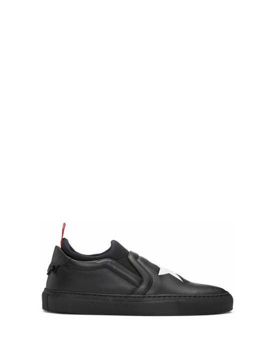 Givenchy Givenchy Star Slip-On Sneakers - Black (Size - 42) Size US 9 / EU 42