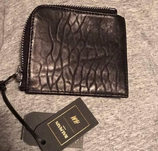 Balmain Balmain For H&M Leather Wallet Size ONE SIZE - 2