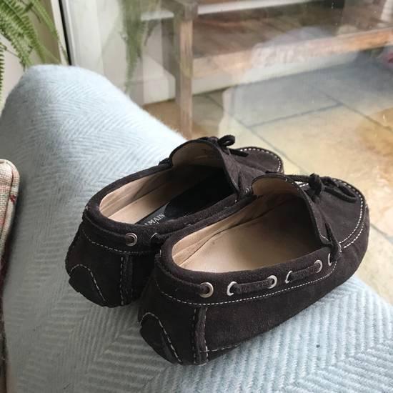 Balmain Balmain Brown Suede Driving Loafers Size US 8.5 / EU 41-42 - 3