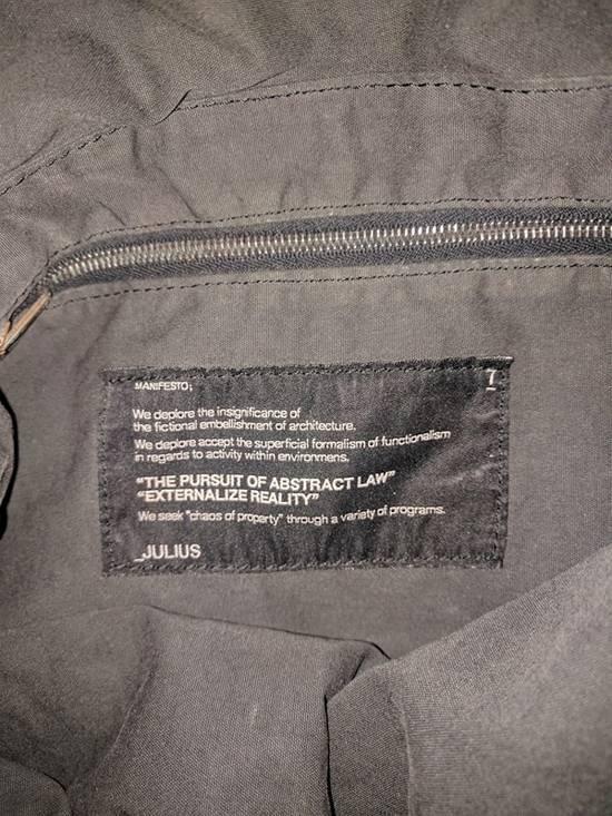 Julius Gas Mask Shoulder Bag Size ONE SIZE - 4