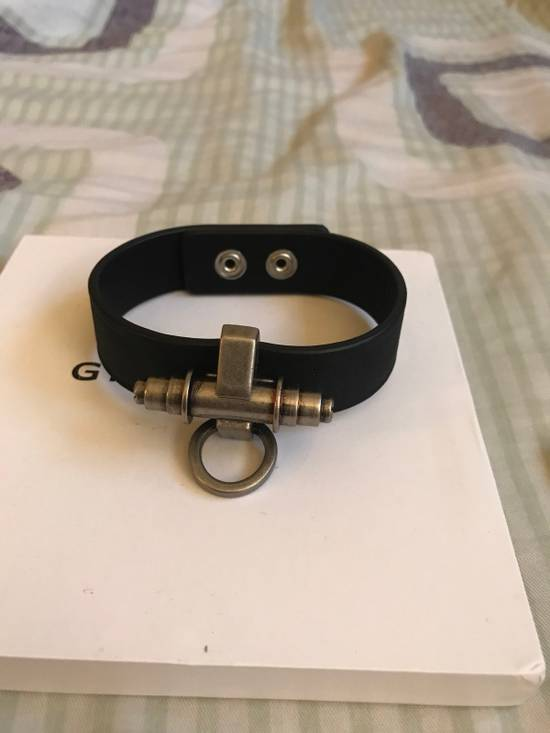 Givenchy Givenchy two turns obsedia wrap dermis bracelet for men Balck New with box Size ONE SIZE