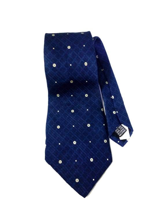 Balmain Luxury Balmain Paris Tie Men Necktie Silk Nice Design France Made Size ONE SIZE - 1