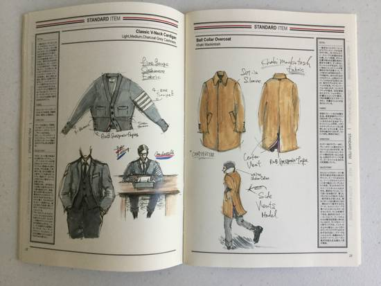 Thom Browne Thom Browne Official Handbook Size ONE SIZE - 2