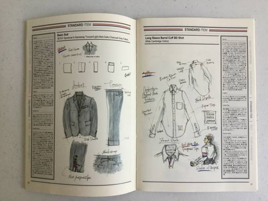 Thom Browne Thom Browne Official Handbook Size ONE SIZE - 1