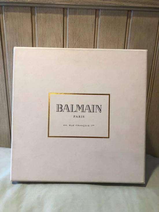 Balmain Balmain Paris Hat Marron Brown 100% Authentic Size Medium Size ONE SIZE - 6