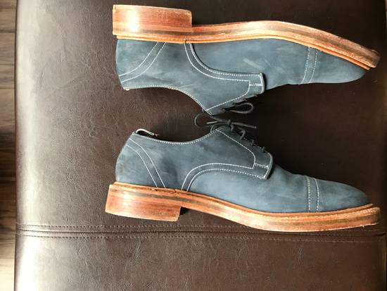 Thom Browne blue suede leather shoes Size US 9 / EU 42 - 2