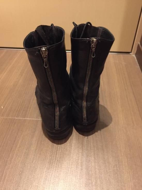 Julius FW07 Backzip Boxing Boots Size US 10 / EU 43 - 3