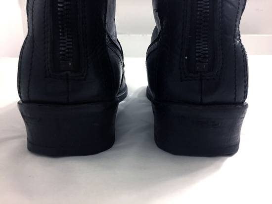 Julius JULIUS 12-13F/W [Resonance;] Engineered Backzip Boots Size US 8.5 / EU 41-42 - 3