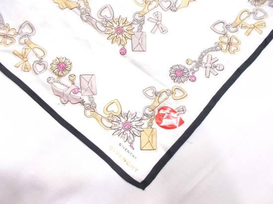 Givenchy Final Drop..!!! Givenchy Paris Tsubaki Japan Envelope Design Pocket Square Scarves/ Scarf/ Bandana/ Handky/ Handkerchiefs Size ONE SIZE - 5