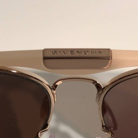 Givenchy Givenchy Gold Aviator Sunglasses Size ONE SIZE - 3