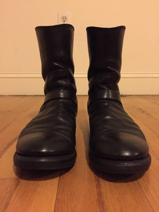 Julius BELTED LEATHER BOOT Size US 10 / EU 43 - 1