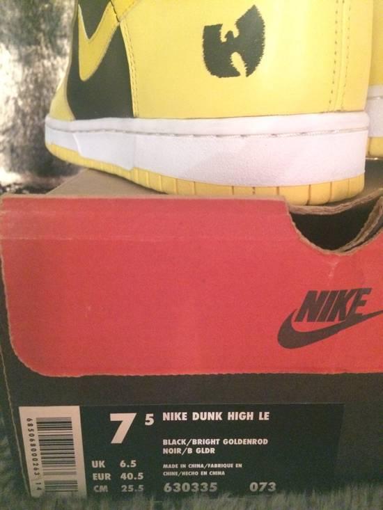 Nike 1999 Wu tang dunks Size US 7.5 / EU 40-41 - 6