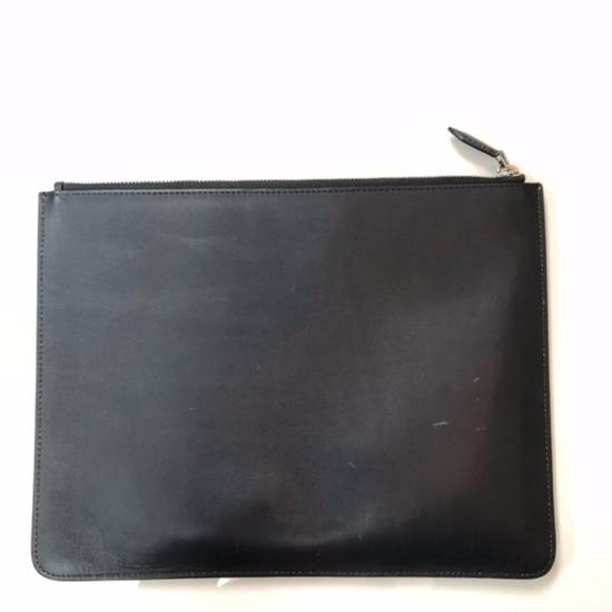 Givenchy Givenchy Leather Pouch Clutch Bag Size ONE SIZE - 1