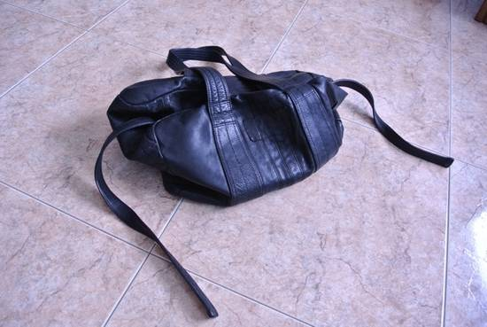Julius AW 12 cow leather with side straps Size ONE SIZE