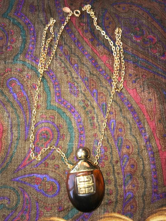 Givenchy Gold Container Necklace Size ONE SIZE - 3