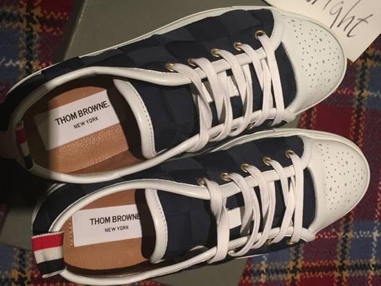 Thom Browne THOM BROWNE GROSGAIN SNEAKERS Size US 7 / EU 40 - 4