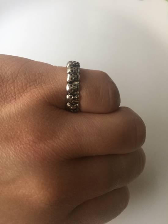 Jw Skull Tibetan Silver Ring - Size 7 Size ONE SIZE - 2