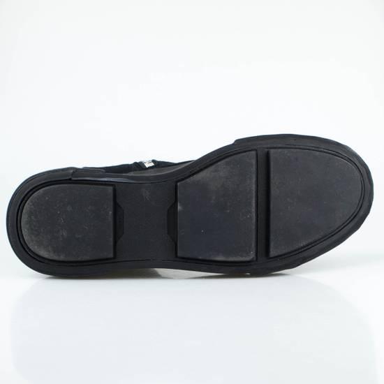 Julius 7 Black Cow Suede Leather Hi Top Sneakers Shoes Size US 11 / EU 44 - 5