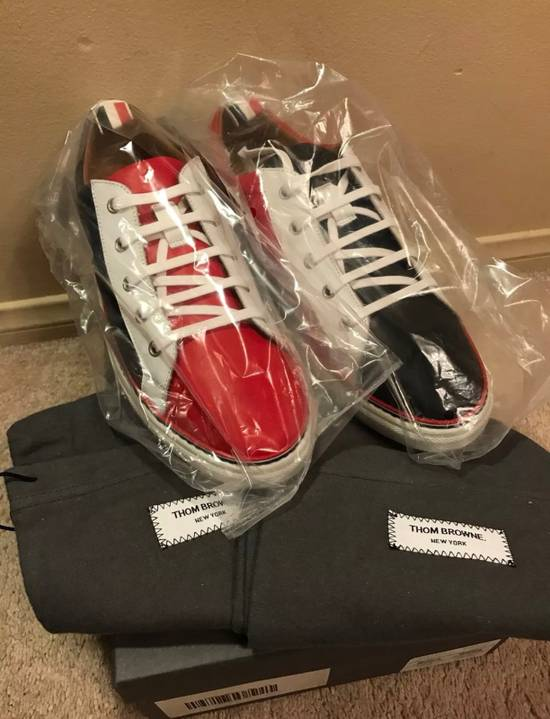 Thom Browne Tricolor Leather Sneaker (brand New) Size US 9.5 / EU 42-43 - 1