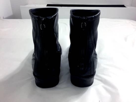 Julius JULIUS 12-13F/W [Resonance;] Engineered Backzip Boots Size US 8.5 / EU 41-42 - 2
