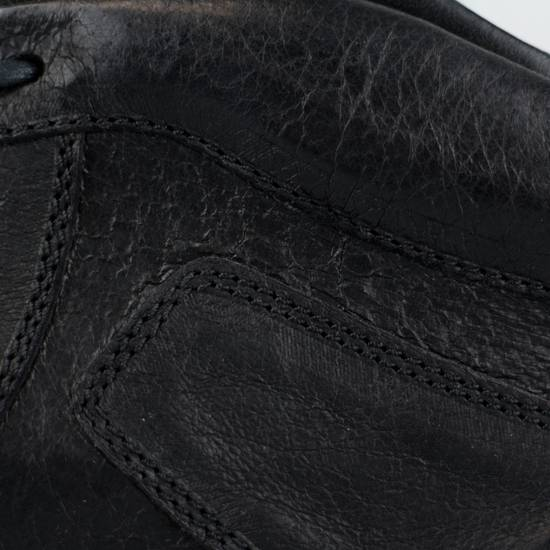 Julius 7 Black Pig Skin Leather Trekking Boots Shoes Size US 11 / EU 44 - 7