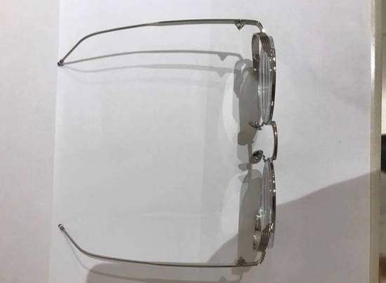 Thom Browne Silver Glasses Size ONE SIZE - 5