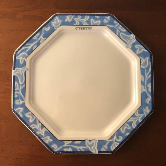 Givenchy Large Ashtray / Rolling Surface / Dish Size ONE SIZE