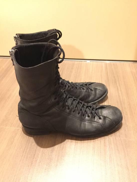 Julius FW07 Backzip Boxing Boots Size US 10 / EU 43 - 1