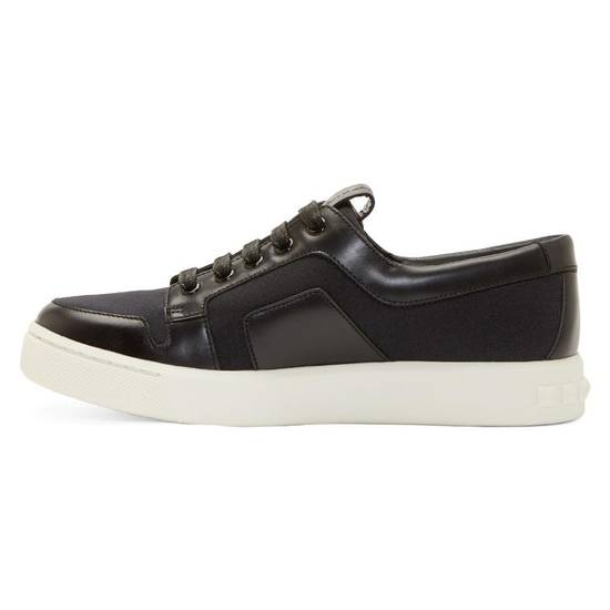 Balmain Low-Top Leather Sneakers Size US 12 / EU 45 - 6