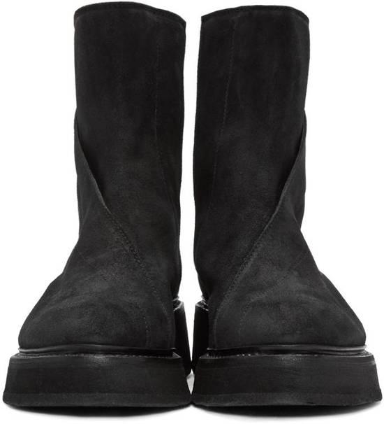 Julius FW16 twisted zip-up boots, NWB Size US 9 / EU 42 - 7