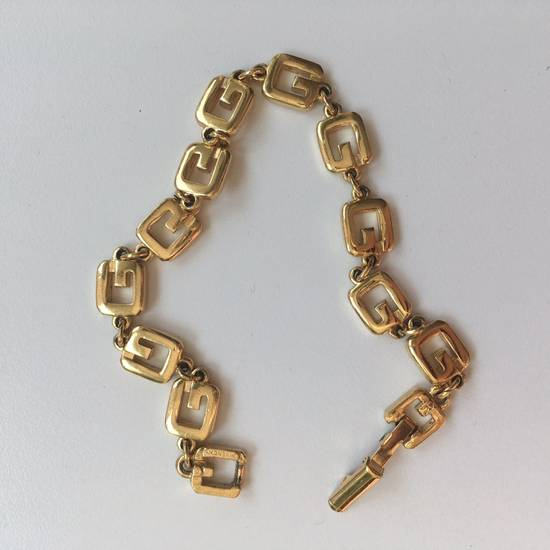 Givenchy Givenchy Gold Bracelet • G Logo Wrist Band Size ONE SIZE