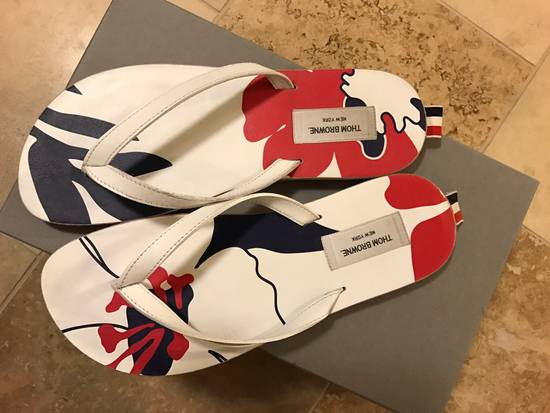 Thom Browne Thom Browne Flip Flops Size US 10 / EU 43 - 1