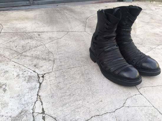 Julius Overlaced Boots Size US 7.5 / EU 40-41 - 2