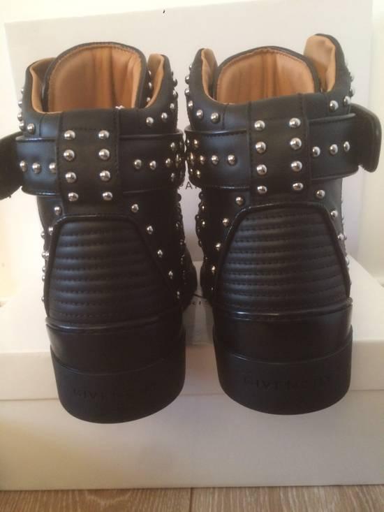 Givenchy TYSON STUDS NOIR Size US 7.5 / EU 40-41 - 3