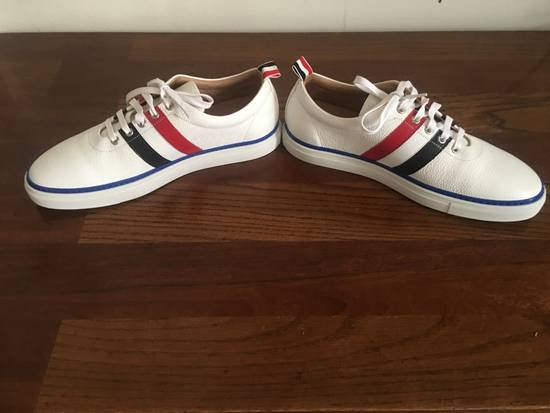 Thom Browne Low Top RWB Stripe Sneaker Size US 10.5 / EU 43-44