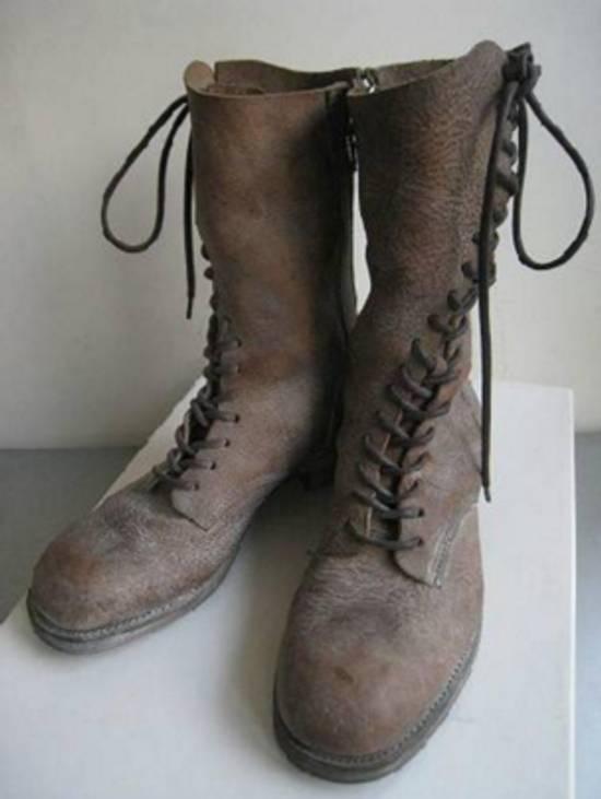 Julius New runway rare spiral boots Size US 8.5 / EU 41-42 - 9