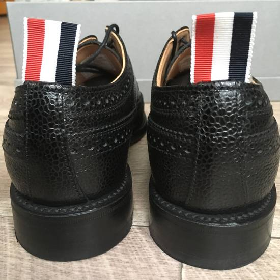 Thom Browne Classic longwing pebble grain brogues Size US 5.5 / EU 38 - 3