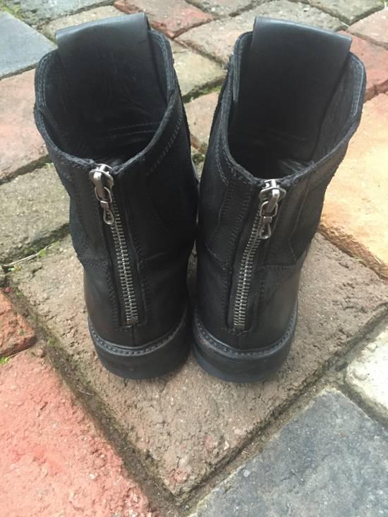Julius SS17 Backzip Combat Boots Size US 9 / EU 42 - 7